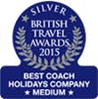 Best Coach holiday Company - Silver