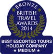 Best Coach holiday Company - Bronze