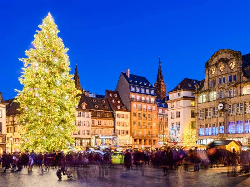 View tours - Christmas Markets
