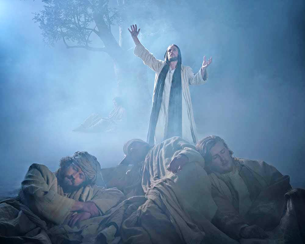Jesus, Passion Play, Oberammergau