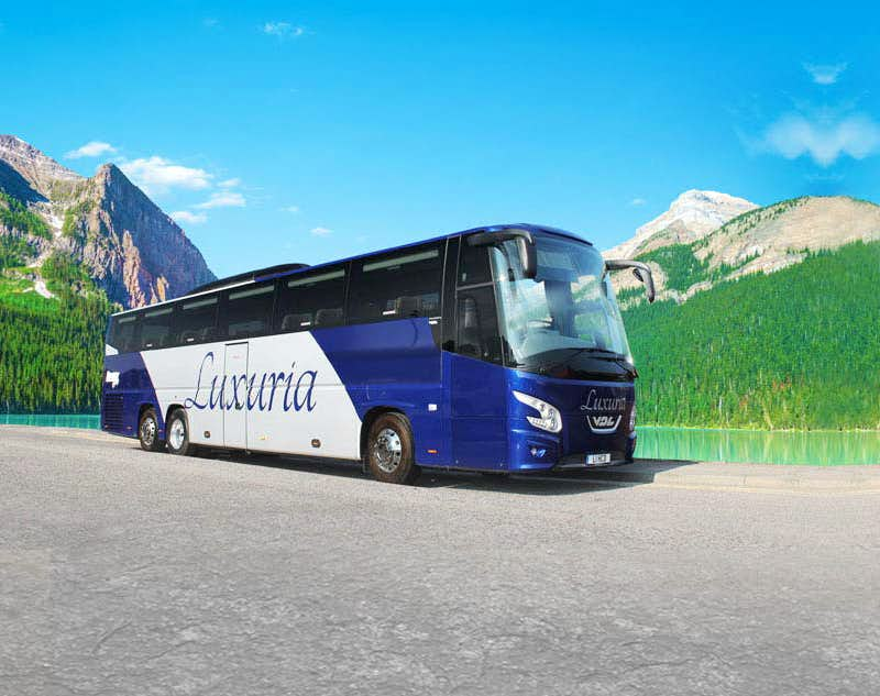 Luxuria coach