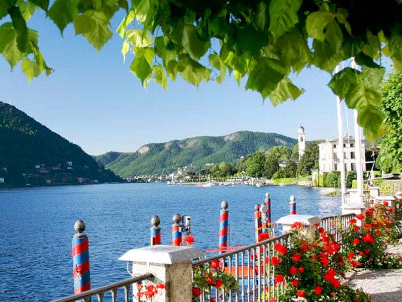 The Beauty of Lakes Como & Maggiore - All Inclusive