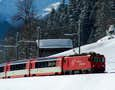 Swiss Glacier Express facts