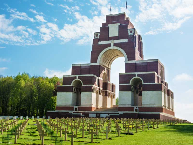 Battlefield Tours with Specialist Guides