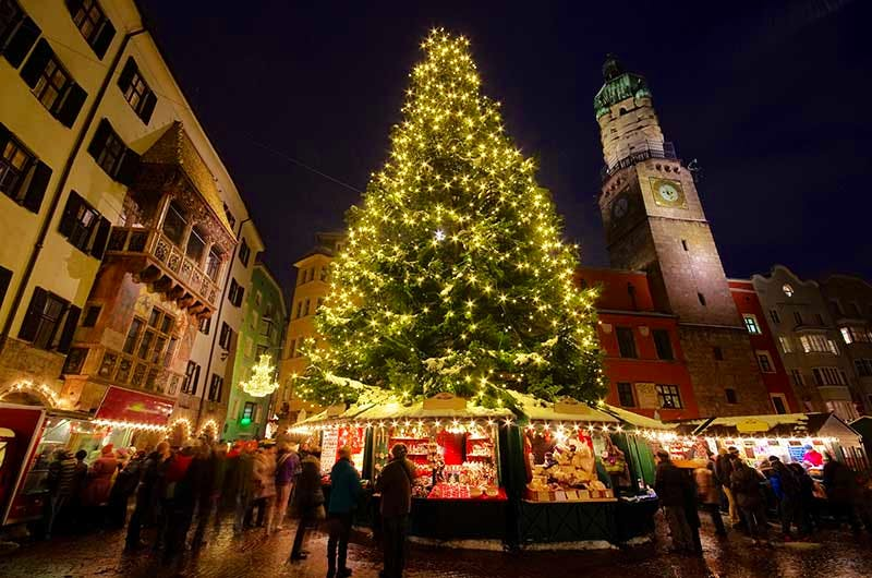 Visit The Austrian Christmas Markets In 2016