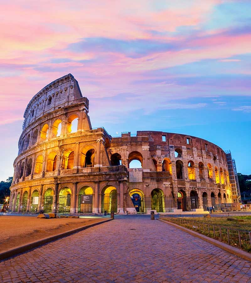 Escorted Tours And Coach Holidays To Italy Leger Holidays
