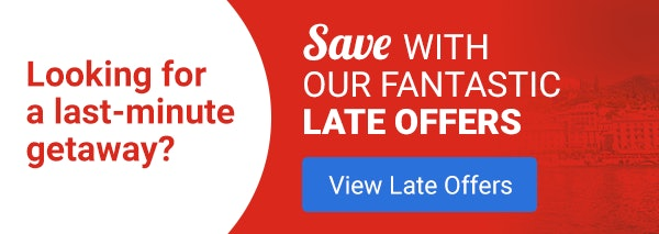 Save with our fantastic late offers